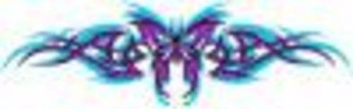 Product picture Butterfly Tattoos (Color)