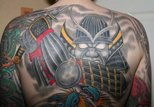 Product picture Japanese Demon Tattoos